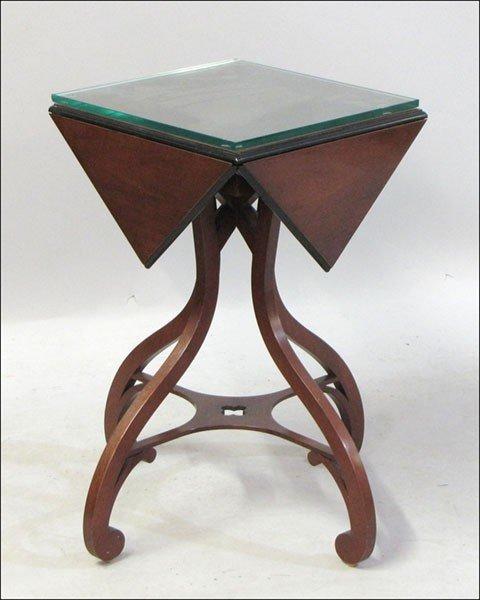 1011017: BAKER HANDKERCHIEF TABLE.
