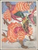 1016022: LOIS (COHEN) GREEN (AMERICAN, B.1919) CARIBBEA