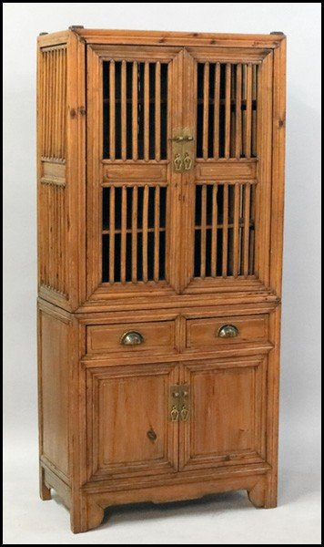 1061004: CHINESE CABINET.