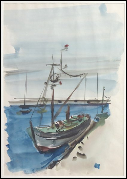 1116127: CHAIM (PETER) ROSENTHAL (ISRAELI, B.1938) FISH