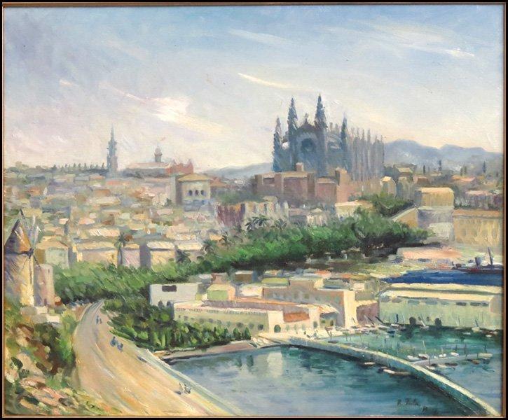 1116158: ROBERT RAFAILOVICH FALK, ATTRIBUTED TO PARIS.