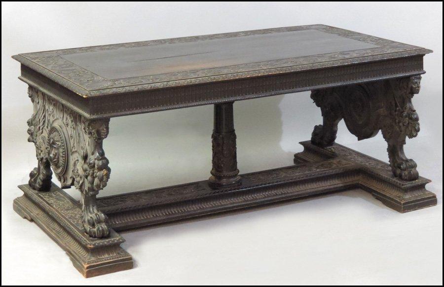 1151010: ITALIAN TABLE.