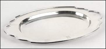 1154122: WHITING STERLING SILVER TRAY.