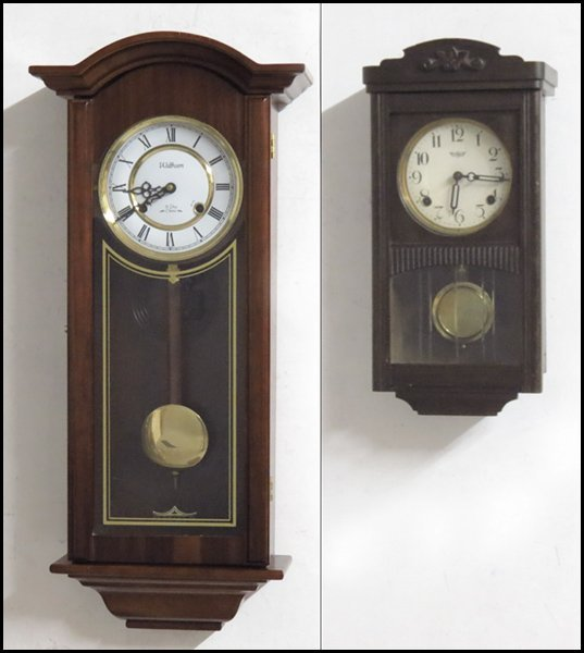 Waltham 31 day chime wall clock 1172070 waltham 31 day chime wall clock amipublicfo Image collections