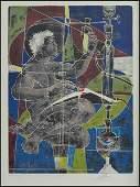 1176066: HANS ERNI (SWISS, B. 1909) PHARMACY PROGRESSES