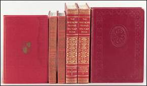 1178013: COLLECTION OF JOHN L. STODDARD'S LECTURES, 192