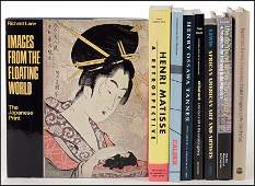 COLLECTION OF ART AND REFERENCE BOOKS