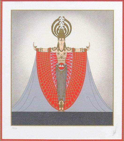 ERTE (FRENCH, 1892-1990) INDOCHINA.