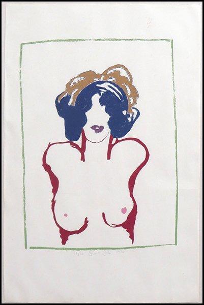 FRANK GALLO (AMERICAN, B. 1933) WOMAN, 1970.