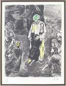 MARC CHAGALL (RUSSIAN/AMERICAN, 1887-1985) JOSEPH RECOG