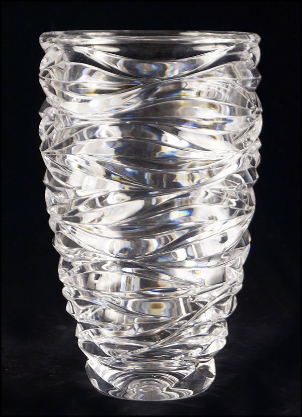 Brost for tiffany co modern crystal vase emil brost for tiffany co modern crystal vase reviewsmspy