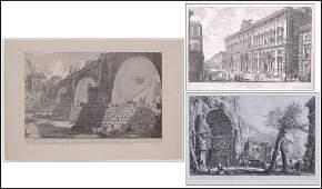 AFTER GIOVANNI BATTISTA PIRANESI (ITALIAN, 1720-1778)
