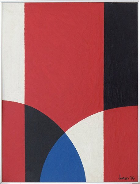 SIDNEY JONAS BUDNICK (AMERICAN, 1921-1994) RED