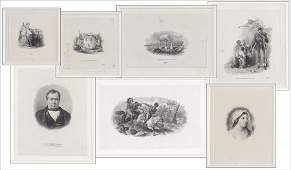 COLLECTION OF 19TH CENTURY AMERICAN BANK NOTE COMPANY