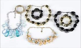 A COLLECTION OF R.J. GRAZIANO JEWELRY.