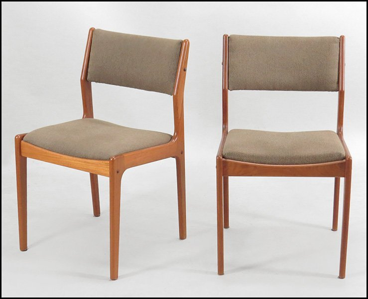 NIELS MOLLER FOR DIETHELM SCANSTYLE, DANISH MODERN DINI - 2
