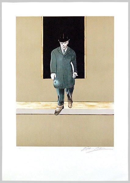 FRANCIS BACON (1909-1987) TRIPTYCH 1986-1987. - 2
