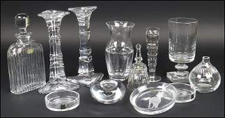 A COLLECTION OF ATLANTIS CRYSTAL