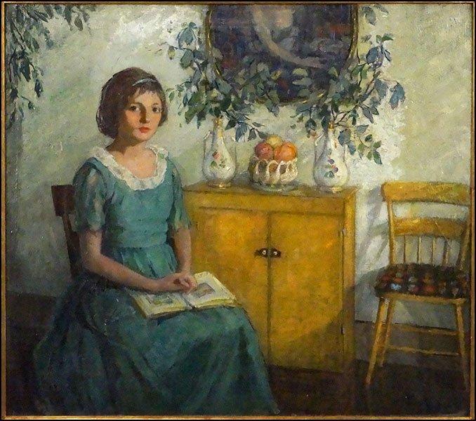 PAULINE PALMER (AMERICAN, 1865-1938) THE PICTURE BOOK.
