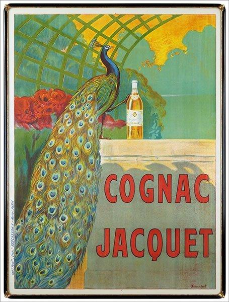 CAMILLE BOUCHET (FRENCH 19TH/20TH C.) COGNAC JACQUET.