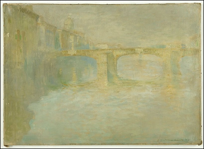 ARTIST UNKNOWN (LATE 19TH/EARLY 20TH CENTURY) VIEW OF