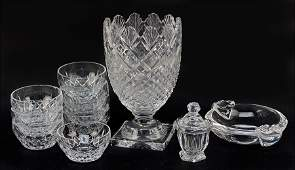 A Waterford Crystal Vase
