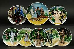 Collection of Eight Plates