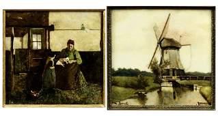 After Albert Neuhuys (Dutch, 1844-1914) Mother and