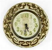 A French Art Nouveau Clock