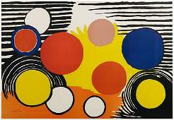 Alexander Calder American 18981976 Circles