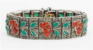 An Art Deco Bracelet