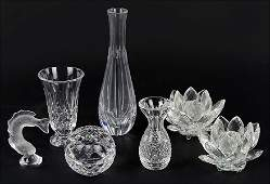 A Collection of Waterford Crystal Articles