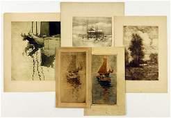Eugene Leslie Smythe American 18571932 A Collection