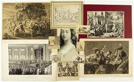 A Collection of Old Master Prints