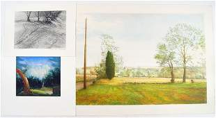 A Collection of Contemporary Landscape Prints