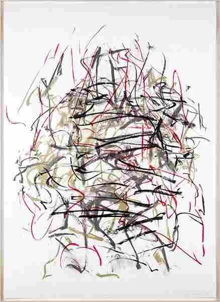 Joan Mitchell (American, 1926-1992) Sunflower V, 1992.