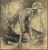 Karasek 20th Century German Soldier