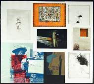 A Collection of Contemporary Prints