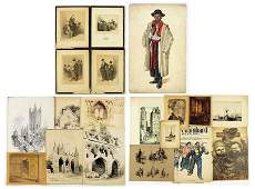 A Collection of Works on Paper