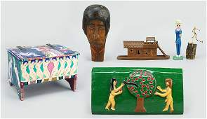 A Collection of Folk Art.