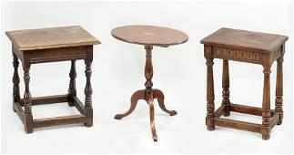 A Sheraton Style Inlaid Mahogany Table