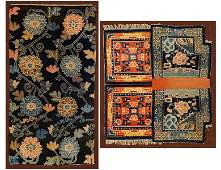 A Chinese Art Deco Rug