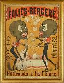 Charles Levy (French, 19th Century) Folies Bergere -