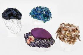 An Edgar A Stevens Hat.