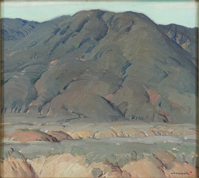 Victor Higgins (American, 1884-1949) Mountain Forms