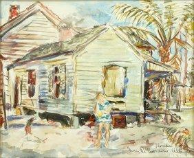 Ivan Le Lorraine Albright (american, 1897-1983)