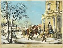 Currier & Ives (American, 19th Century) American