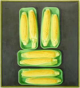 Len Gridley Everett (american, 1925-1984) Sweet Corn.