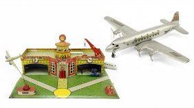 A T. Cohn Superior Airport Tiny Toy.