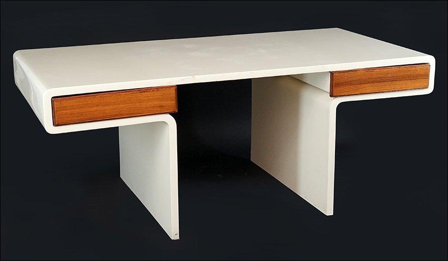 A William Sklaroff for Vecta 'Uniplane' Desk.